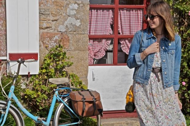 Fashion Blog Flowers Dress (12)