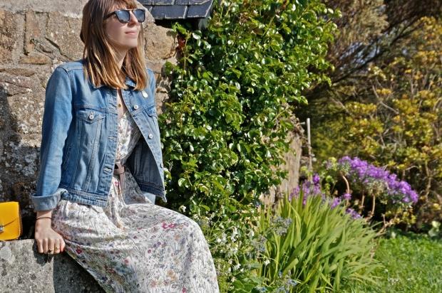 Fashion Blog Flowers Dress (15)