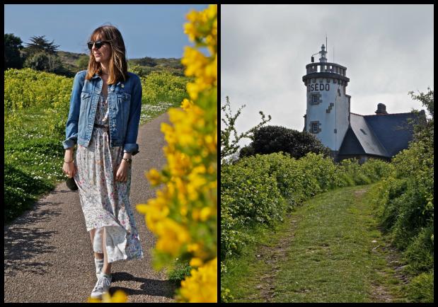 Fashion Blog Flowers Dress (2)