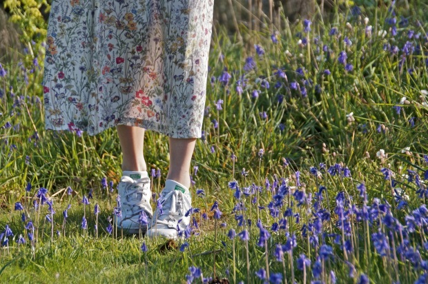 Fashion Blog Flowers Dress (25)