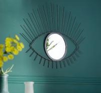Miroire oeil