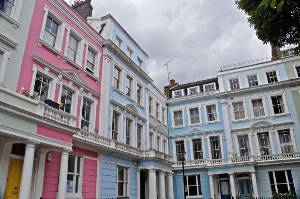 Travel Fashion Blog Notting Hill London (1)