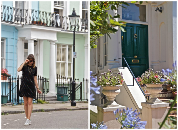 Travel Fashion Blog Notting Hill London (2)